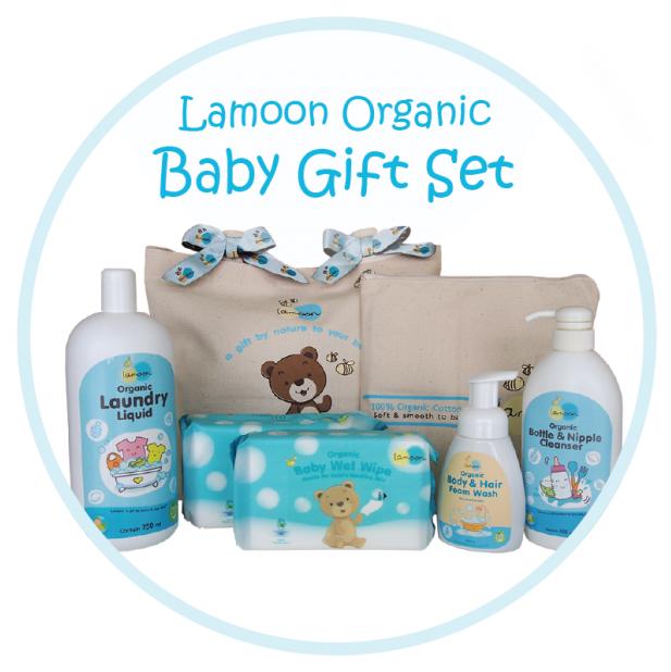 ละมุน Baby Gift Set